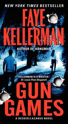 Gun Games By Kellerman, Faye